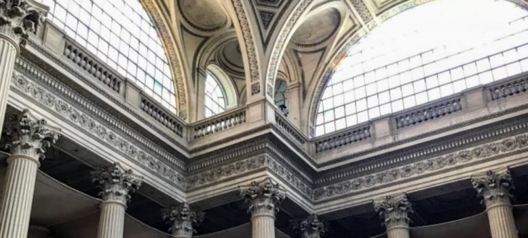 Paris guides: visiting the Pantheon museum