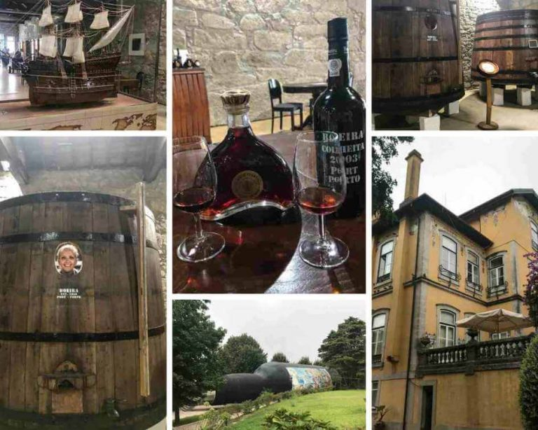 Quinta da Boeira collage