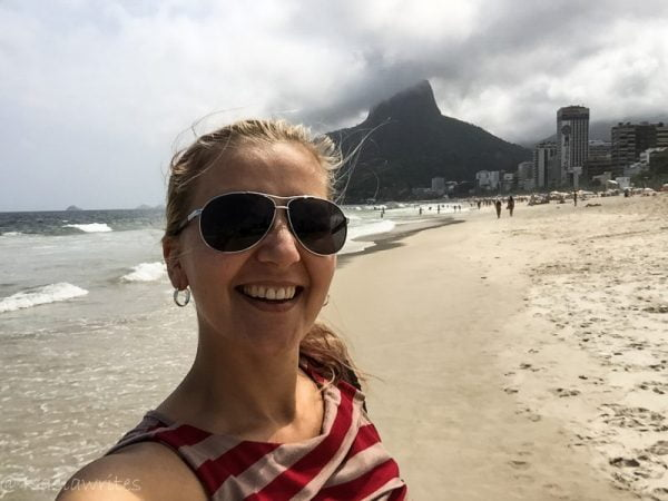 Ipanema beach things to do in Rio de Janeiro