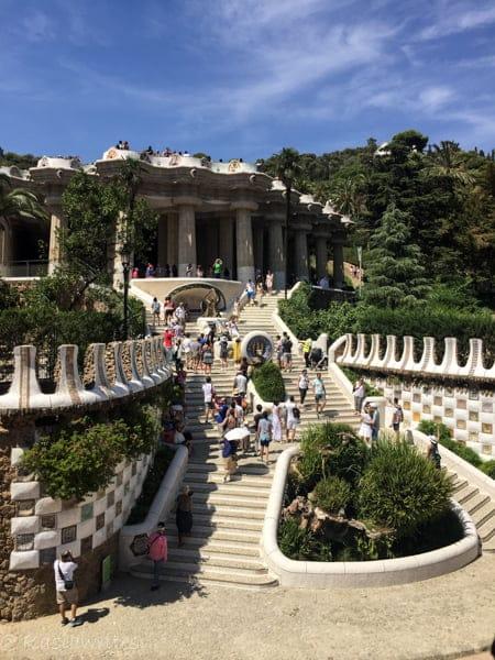 Barcelona, finding Gaudi and Sagrada Familia |