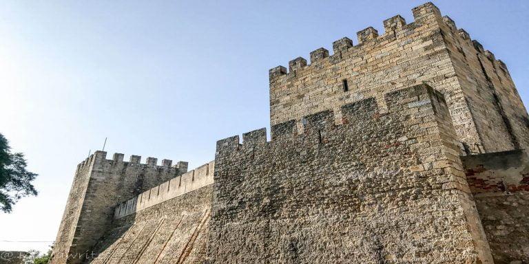 Visiting Lisbon's Castelo de Sao Jorge