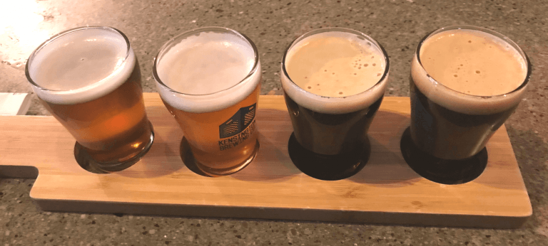 The history of beer and travel