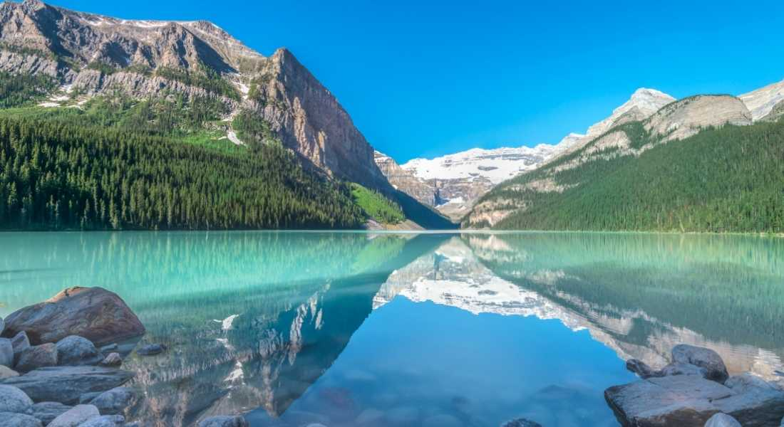 Discover the beauty of Banff and Lake Louise