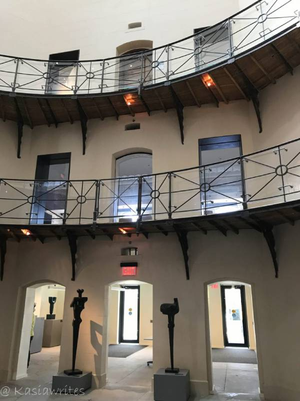inside of Don Jail