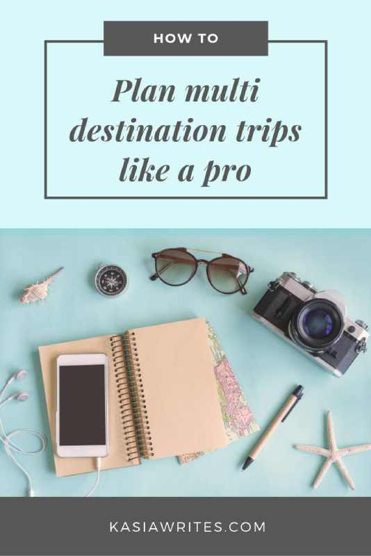 guide for planning multi destination travel