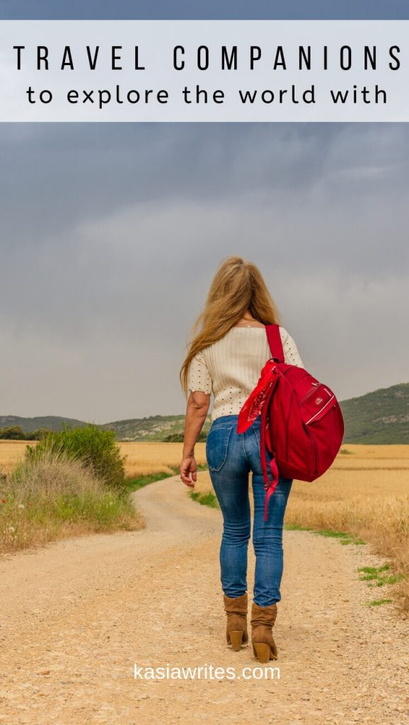 How we travel and whom we travel with can make or break our experience. There are eight different types of travel companions to experience the world with at least once.