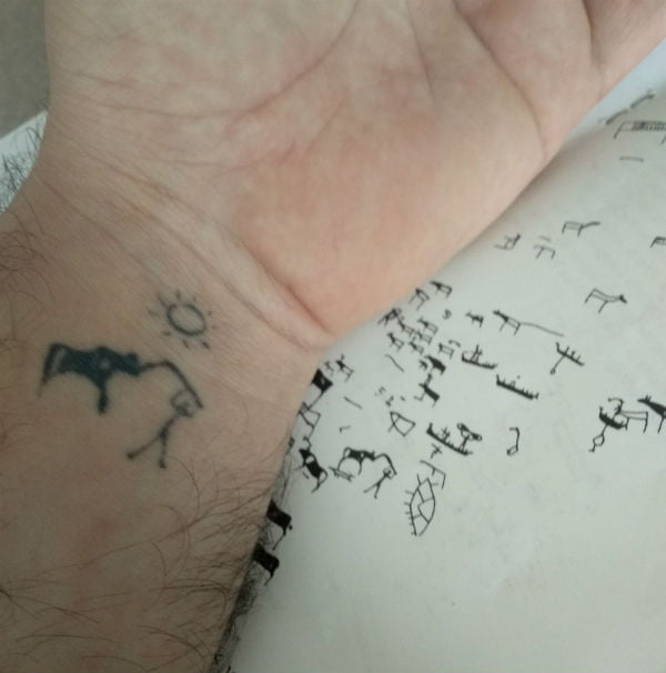 Travel tattoos and the bloggers who have them |