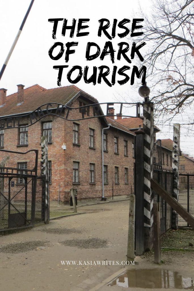 rise of dark tourism