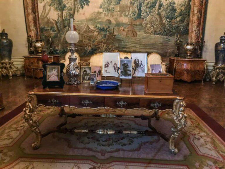 Lisbon museums: Ajuda National Palace | kasiawrites