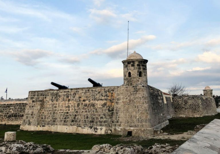 fort in Havana