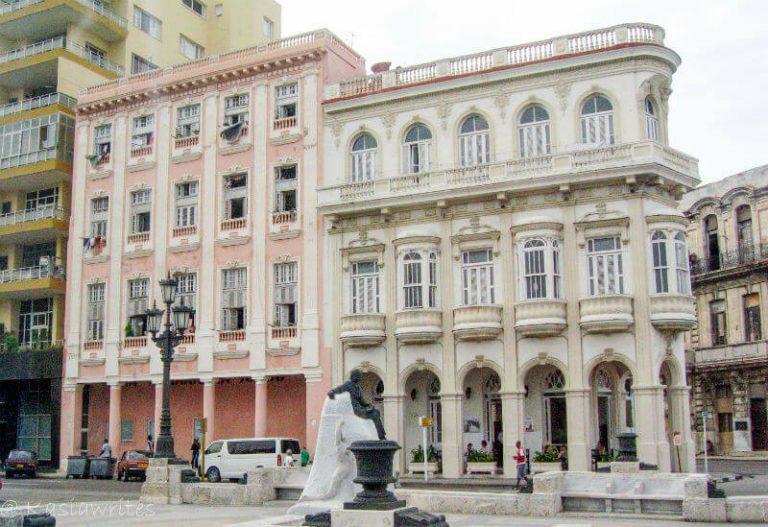 architecture in Havana