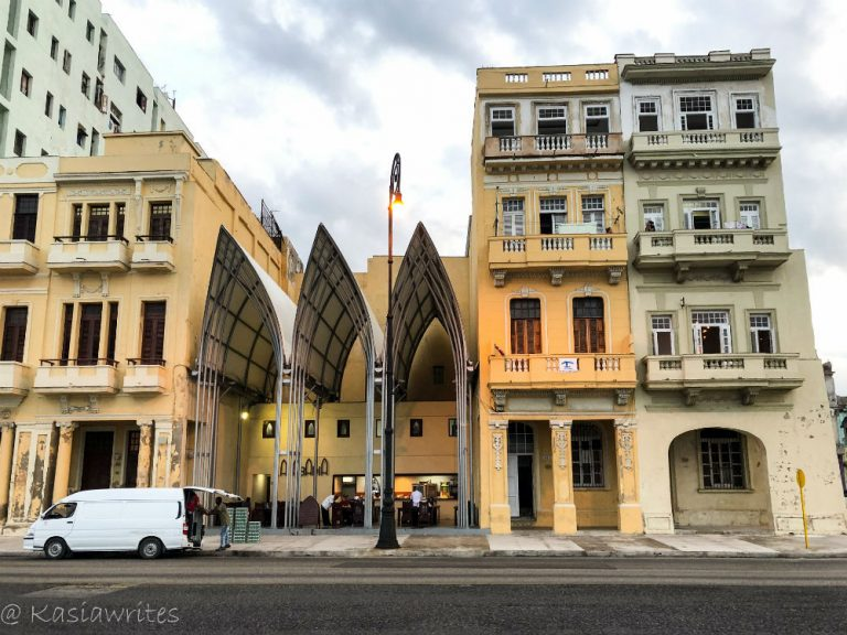 500 years of fascinating architecture in Havana