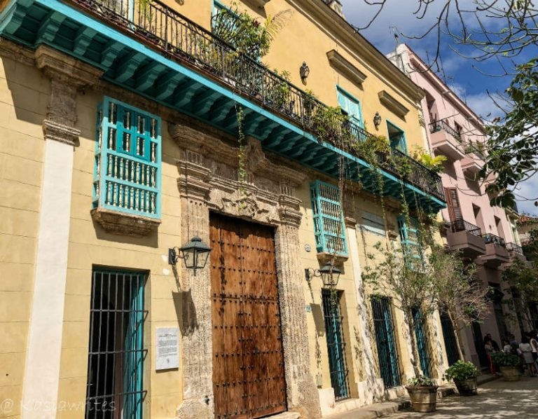 500 years of fascinating architecture in Havana | kasiawrites