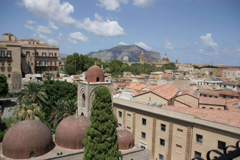 views of Palermo