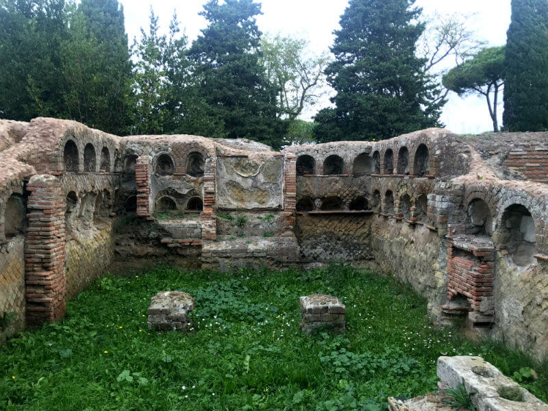 Ostia Antica & Herculaneum: 2 great alternatives to Pompeii | kasiawrites