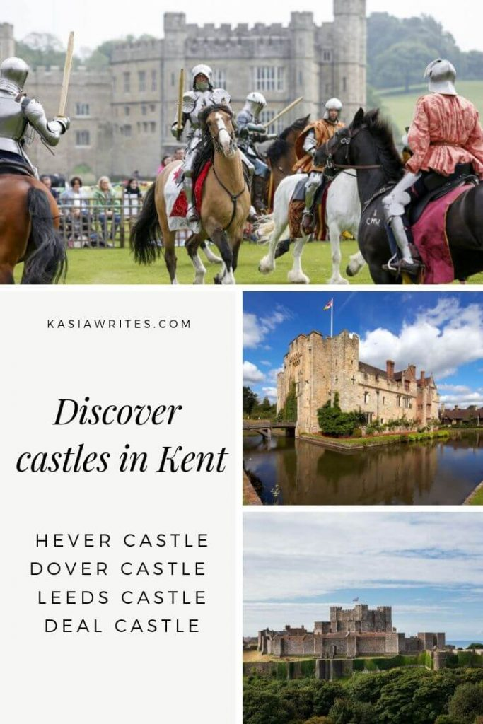 There are many great castles in Kent worth visiting for their history, architecture and picturesque settings.