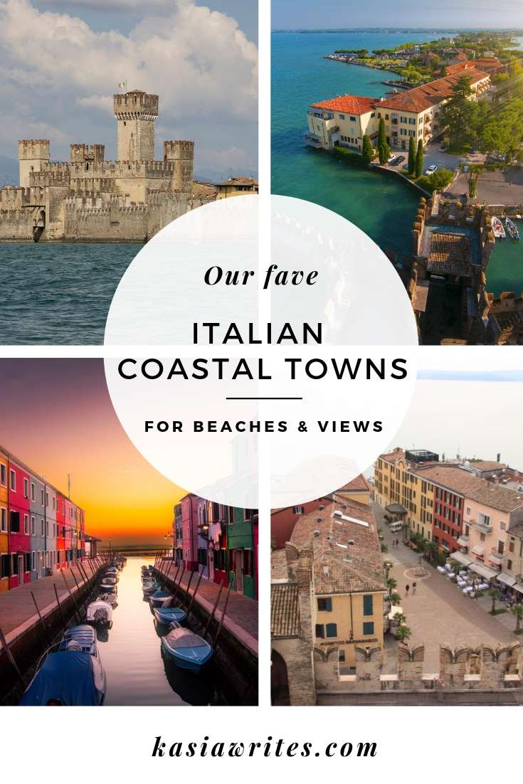 My favourite Italian coastal towns for views and beaches | kasiawrites