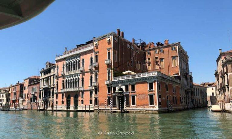 venice canal house