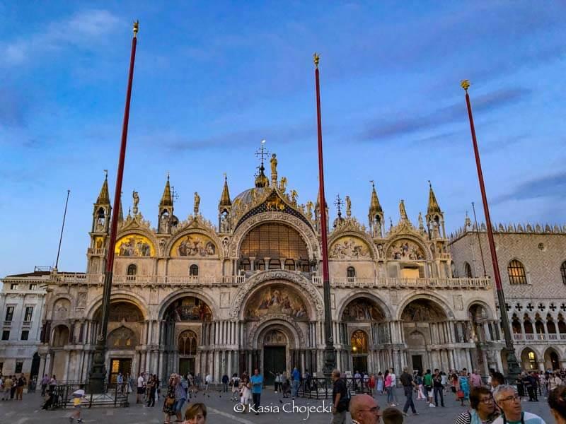 Basilica di San Marco in Venice