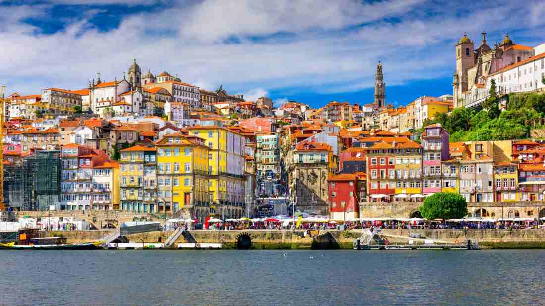 shore in Porto attractions