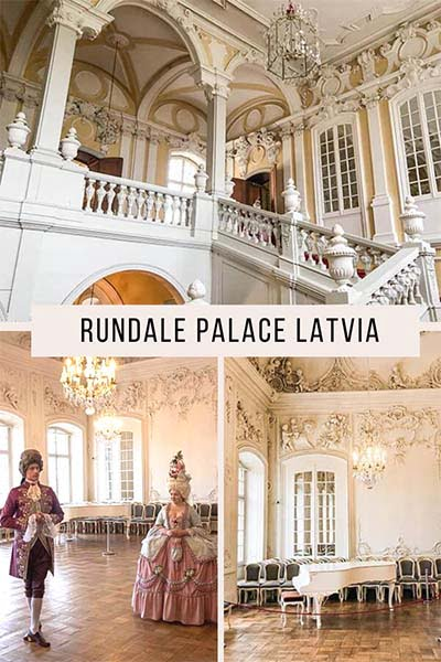 The impressive Rundale Palace: the Versailles of Latvia | kasiawrites cultural travel