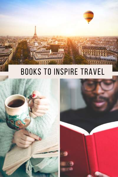 Books to inspire travel lovers in your life | kasiawrites