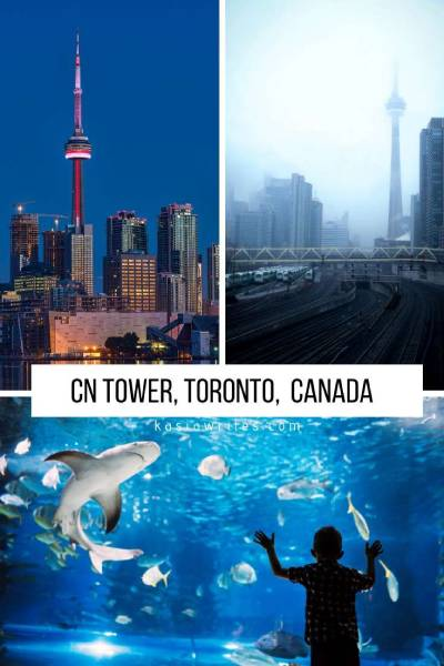 Why the CN Tower should be on your list of things to do in Toronto | kasiawrites cultural travel