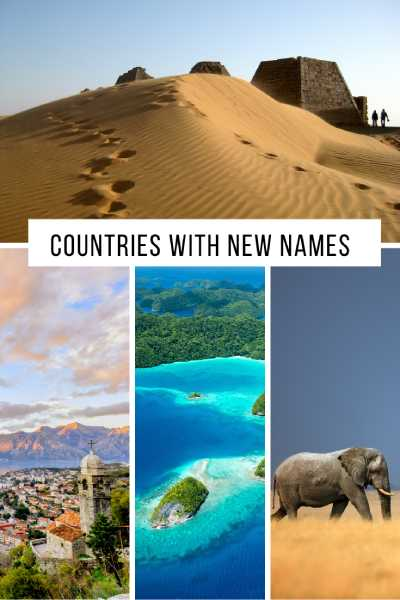 The not so new countries with new names and long histories | kasiawrites cultural travel