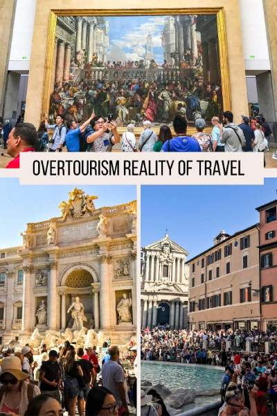 Overtourism reality: how mass tourism is changing travel | kasiawrites cultural travel