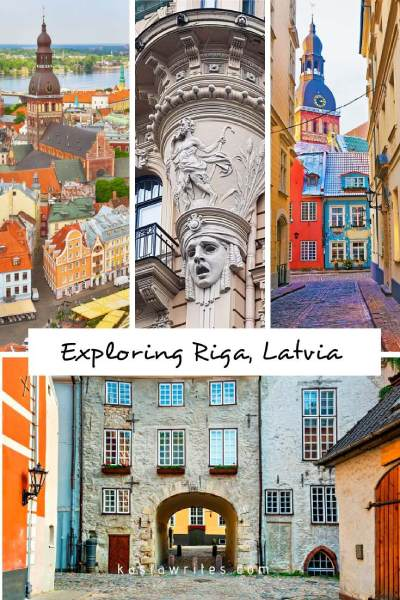 Exploring Riga, visitors guide to discovering Latvia's capital | kasiawrites cultural travel