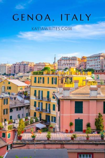 9 exciting reasons to add Genoa to your Italian itinerary | kasiawrites