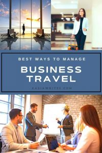 5 Practical tips for making the best of business travel |