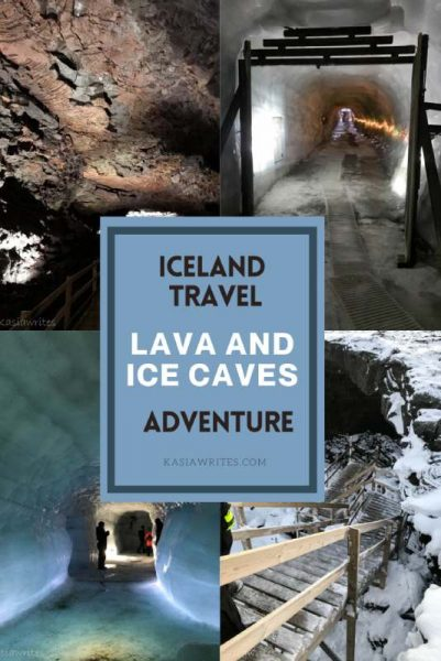 My epic lava and ice caves adventure in Iceland | kasiawrites cultural travel