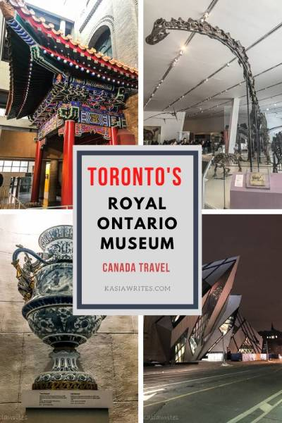The incredible ROM: Toronto's Royal Ontario Museum | kasiawrites