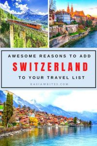 Swiss travel: 10 fun facts about Switzerland | kasiawrites cultural travel