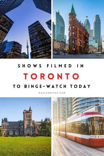 10 Cool TV shows filmed in Toronto you can binge on | kasiawrites