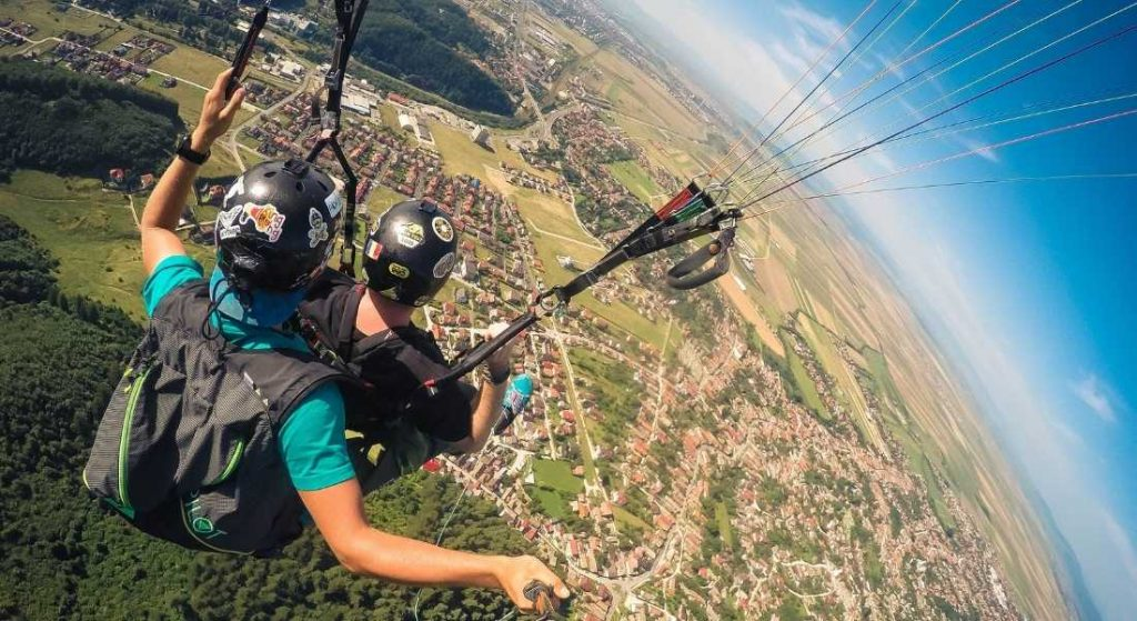 skydiving - adrenaline activities for thrill seekers