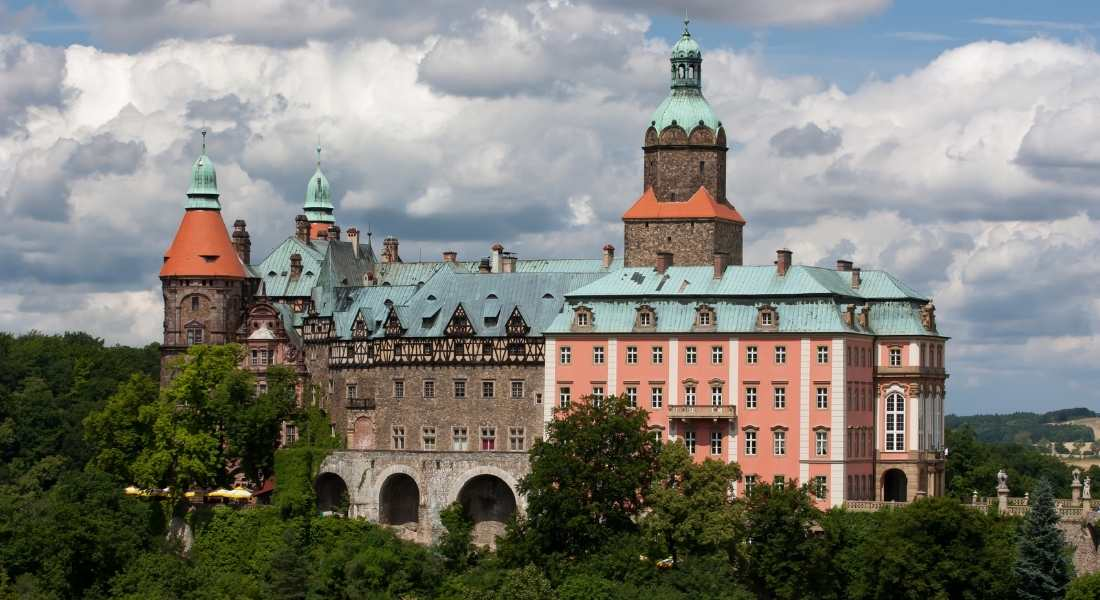 15 Stunning castles in Poland you should visit