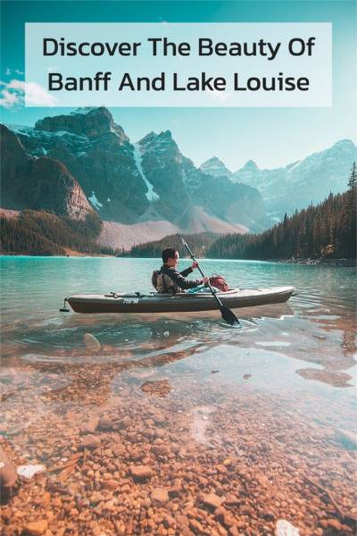 Discover the beauty of Banff and Lake Louise | kasiawrites cultural travel