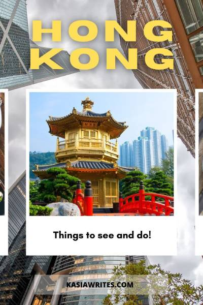 Awesome Hong Kong bucket list itinerary | kasiawrites cultural travel