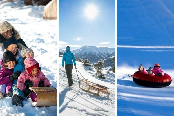10 Fun outdoor winter activities for staying active | kasiawrites cultural travel