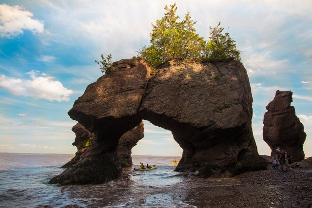The Bay of Fundy, a one-of-a-kind adventure in New Brunswick | kasiawrites