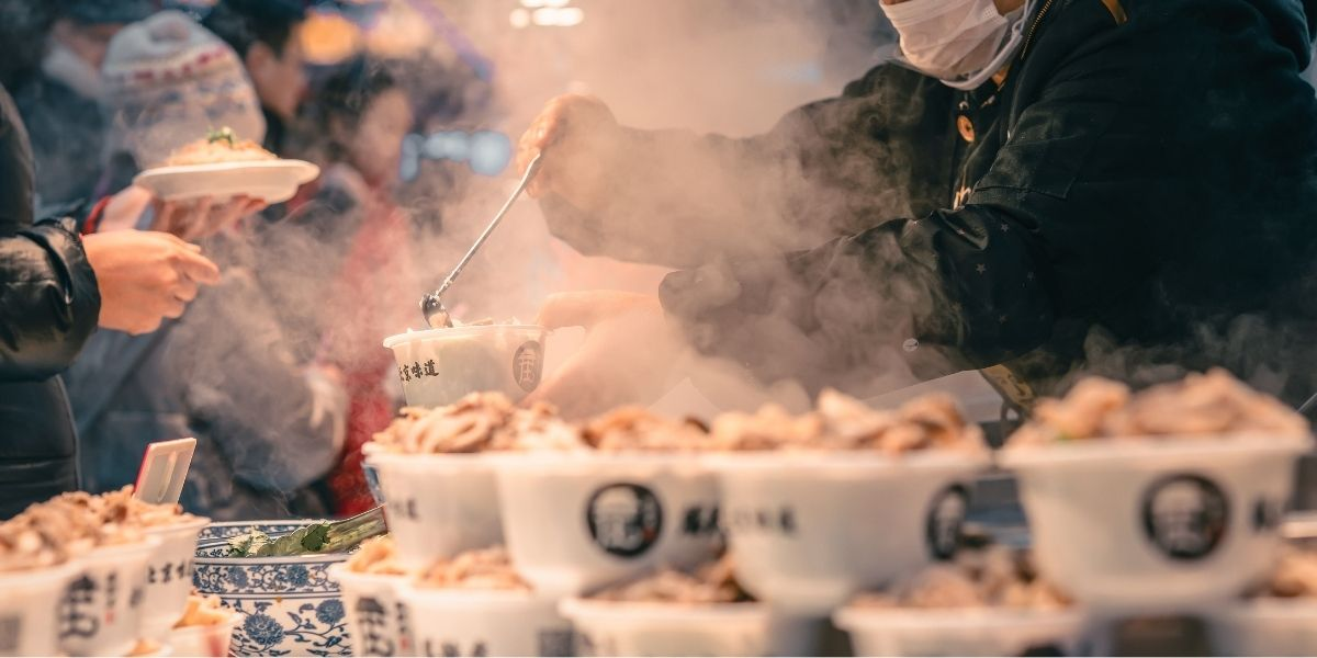 Asian street food a great culinary experiences for foodies
