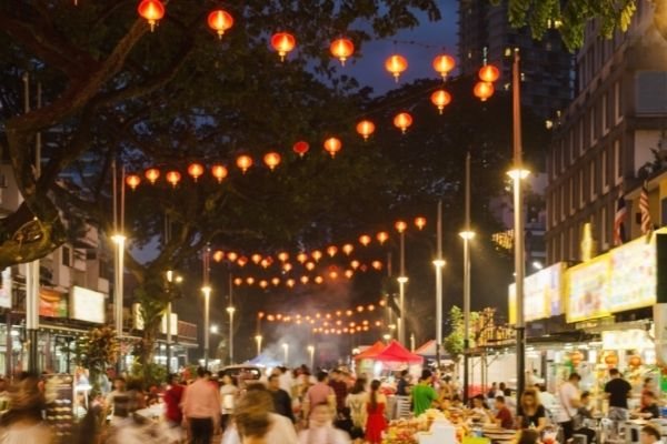 food markets are great for culinary experiences